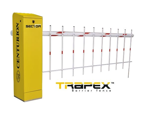 TRAPEX PEDESTRIAN ACCESS CONTROL FOR TRAFFIC BARRIERS security products in  (South Africa)