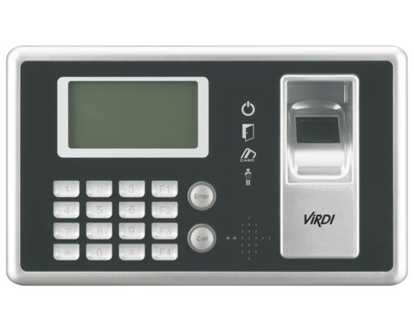 ViRDI AC  4000 - BIOMETRIC READER security products in  (South Africa)
