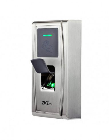 ZKTeco - MA300 Fingerprint & RFID Outdoor Access Control Stand Alone Terminal security products in  (South Africa)