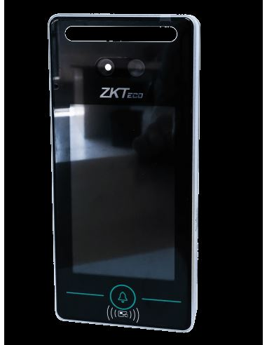 ZKTeco - SpeedFace Mini Facial, Palm & RFID Indoor Stand Alone T&A and Access Control Terminal security products in  (South Africa)