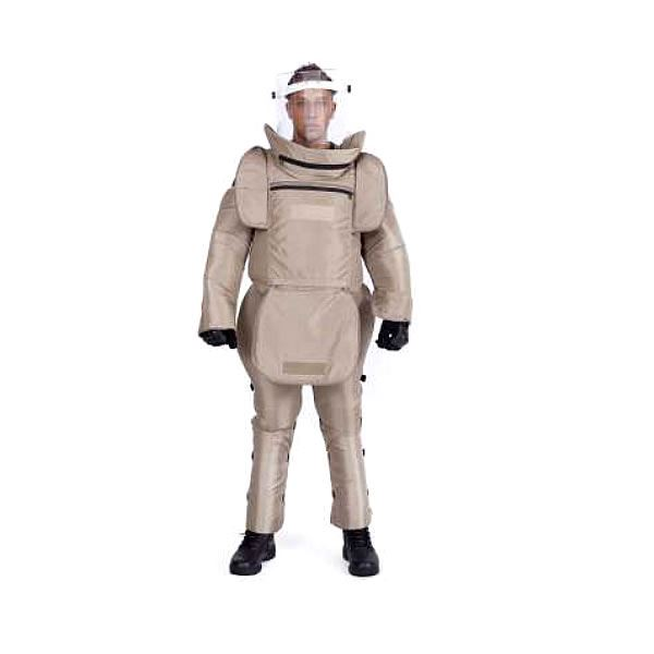 2 Piece Demining Suit security products in  (South Africa)