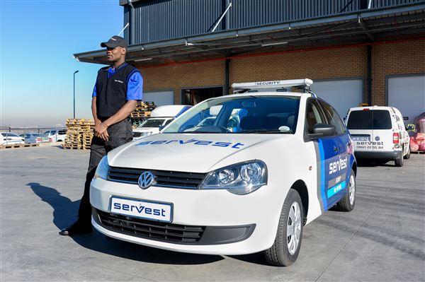 Car Tracking System >> Servest Security